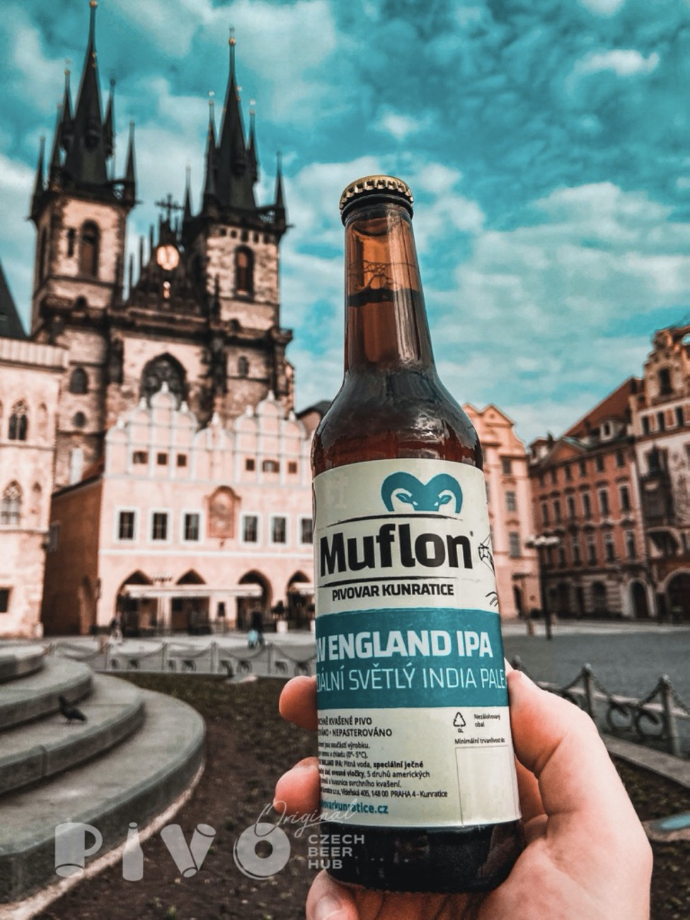 czech beer old street