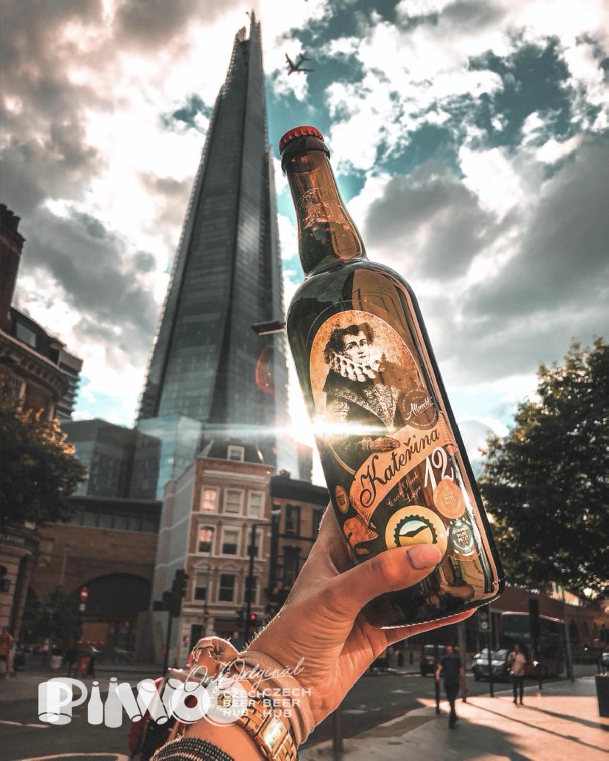 czech beer london